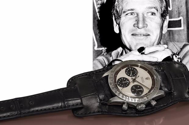 Valor é o maior já pago por um relógio de pulso (Foto: Divulgação)