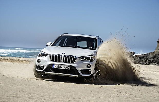 Novo BMW X1 (Foto: Divulgação)