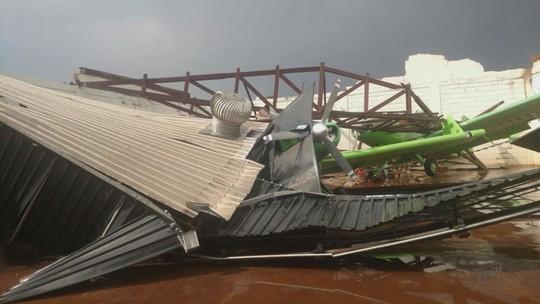 Orlândia e Morro Agudo têm energia restabelecida 24 horas após temporal
