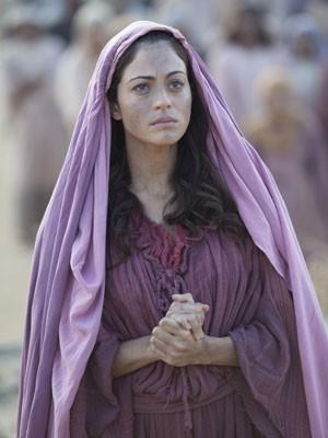 Carol Castro fará papel de Madalena na Paixão de Cristo (Foto: Divulgação/Bernard Matussiere)