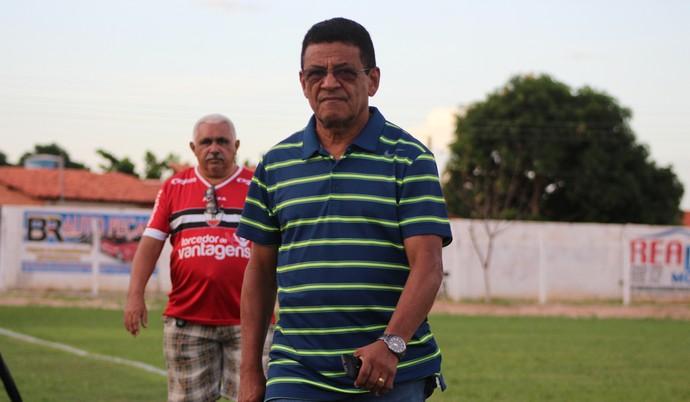 Jaime de Oliveira (Foto: Renan Morais)