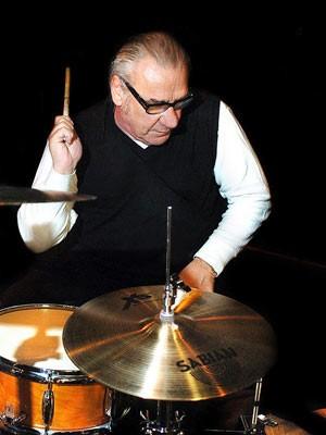 O baterista Bill Ward (Foto: Divulgação/Site do artista)
