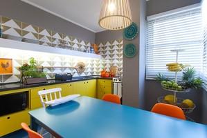Cozinha retrô: inspire-se no projeto vintage