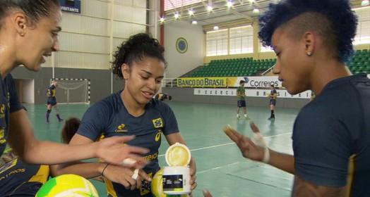o segredo delas (Vitor Silva/SSPress/Botafogo)