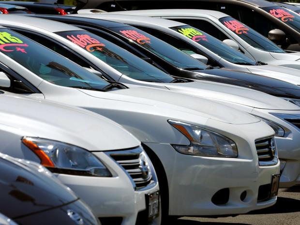 cc443377441 Auto Esporte - Venda de veículos novos cai 20% em setembro