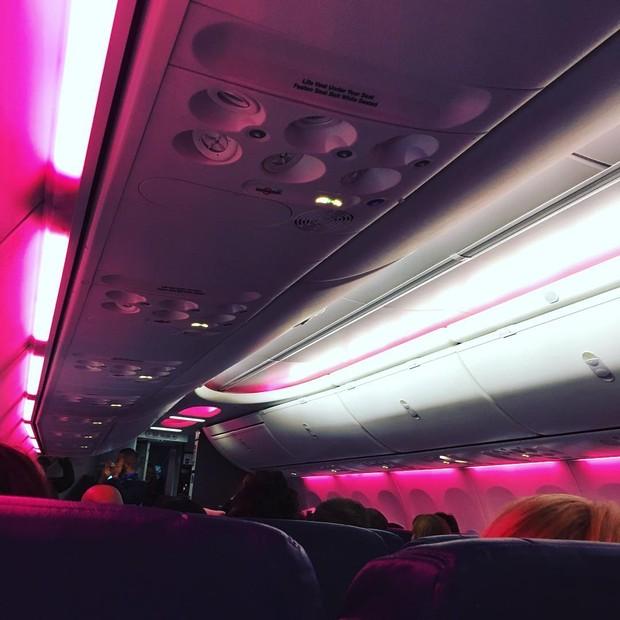 Voo da Southwest Airlines (Foto: Reprodução)