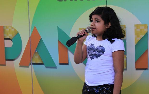 'Cantando no Paneiro Kids' é destaque na Agenda (Foto: Katiúscia Monteiro/ Rede Amazônica)