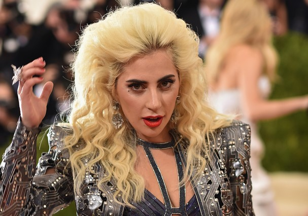 Lady Gaga no Met Gala 2016 (Foto: Getty Images)