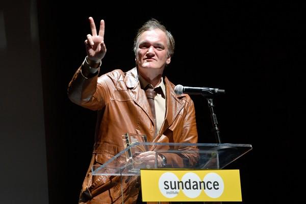 Diretor Quentin Tarantino (Foto: Getty Images)