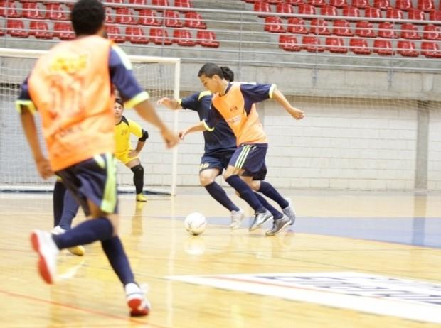 Copa Futel de Futsal 2014 XIX Uberlândia (Foto: Daniel Nunes/SECOM/PMU)