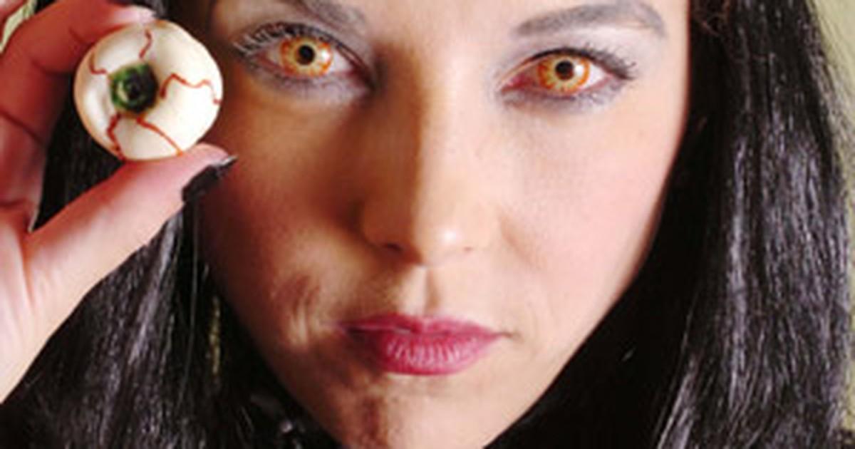 a0ab03ffb9 G1 - Lentes de contato usadas no Dia das Bruxas preocupam médicos nos EUA -  notícias em Ciência e Saúde