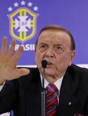 José Maria Marin, presidente da CBF (Foto: Rafael Ribeiro/CBF)