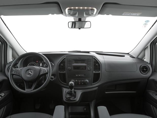 Mercedes-Benz Vito (Foto: Divulgação)