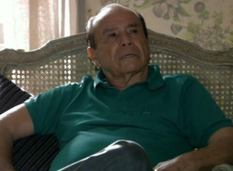 Stênio Garcia, o Arturo de 'Salve Jorge' (Foto: Reprodução)