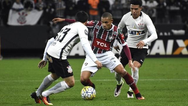 Corinthians e Fluminense voltam a se enfrentar em São Paulo (Foto: Mailson Santana / FluminenseFC)