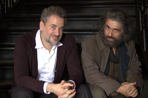 Dan Stulbach e César Troncoso  (Foto: Divulgação)