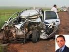Pastor primo de Feliciano morre em acidente em rodovia no interior de SP