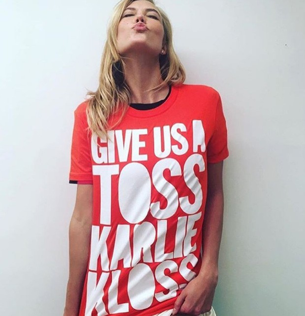 Karlie Kloss (Foto: Reprodução)