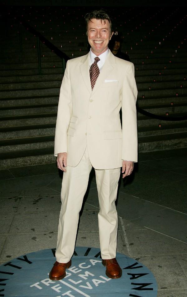 David Bowie já se relacionou com homens e mulheres (Foto: Getty Images)