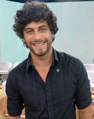 Jesus Luz (Foto: Encontro com Fátima Bernardes/TV Globo)