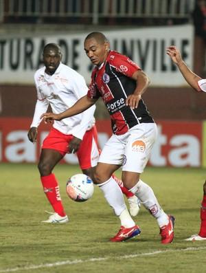 Lima JEC x Boa Esporte (Foto: Carlos Junior/Folhapress)