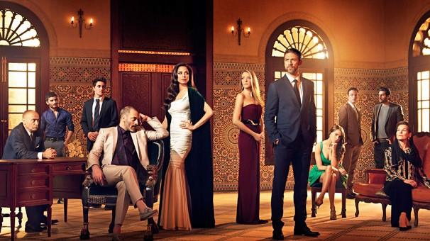 A série americana Tirano – Poder sem Limites estreia no dia 16, após o Jornal da Globo (Foto: Divulgação)