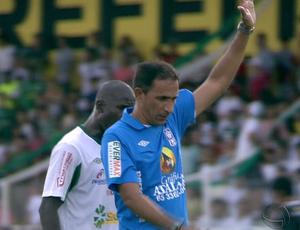 Edilson Ramos da Mata árbitro de Mato grosso mato-grossense (Foto: Reprodução/TVCA)