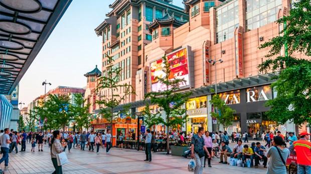 Rua Wangfujing Dajie (Foto: Divulgao)