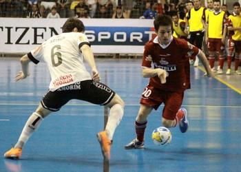 Cabreúva orlândia corinthians semifinal liga futsal (Foto: Márcio Damião/Divulgação)