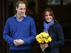 Kate e Príncipe William vão passar o Natal longe do Palácio de St. James