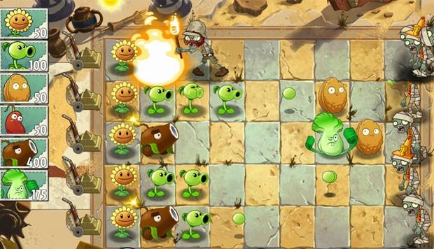 g1 g1 jogou plants vs zombies 2 é divertido e traz novos