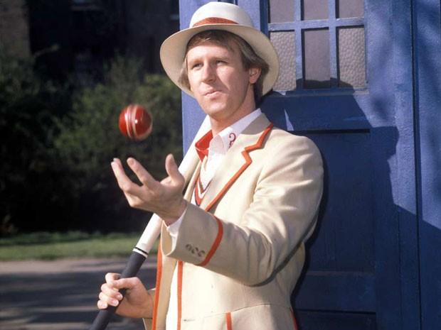 Peter Davison em 'Doctor Who' (Foto: Divulgação)