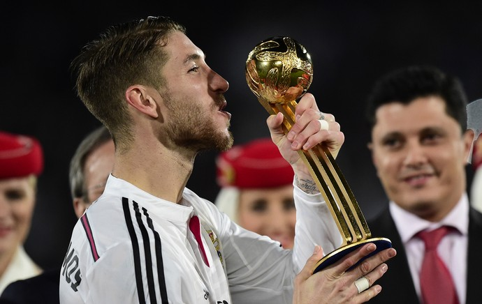 Sergio Ramos, bola de ouro, Real Madrid, mundial de clubes (Foto: Getty Images)