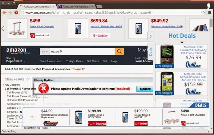 Veja como os adwares maliciosos funcionam (Foto: Reprodução/Google)