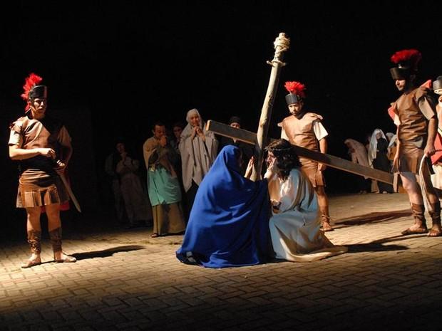 Espetáculo tradicional em Curitiba é encenado pelo Grupo Lanteri (Foto: Divulgação/Prefeitura de Curitiba)