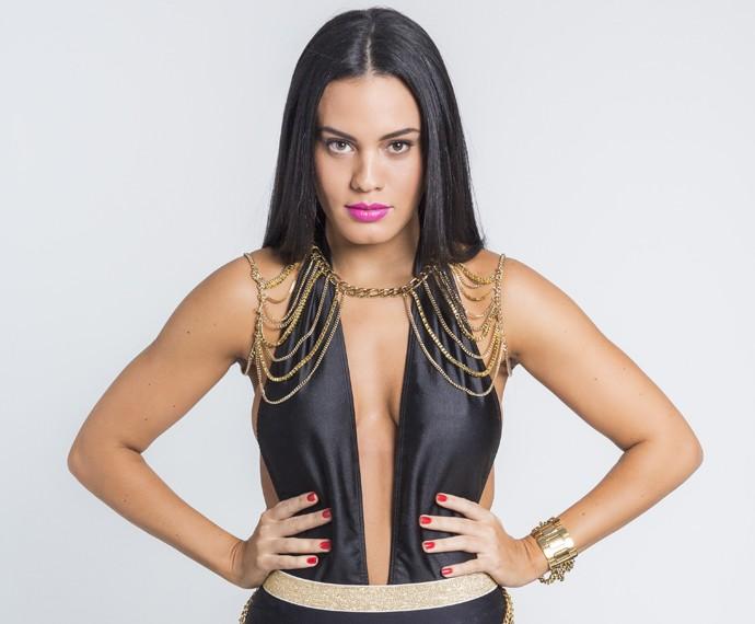 Letícia Lima será Alisson em A Regra do Jogo, uma funkeira gostosona cheia de sex appeal (Foto: Beto Roma)