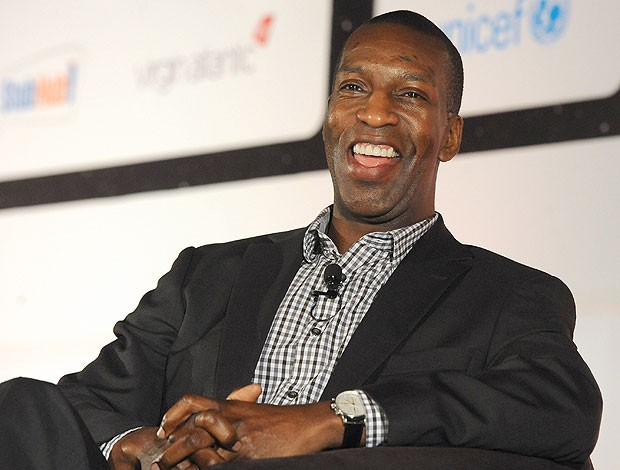 Michael Johnson, ex-velocista (Foto: Getty Images)