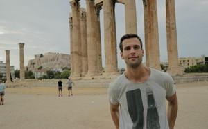 Pedro Pelo Mundo - Galeria Grécia - Ep. 3