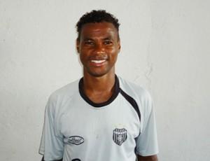 Cláudio Britto, volante do União Barbarense (Foto: Divulgação/UniãoBarbarense)