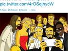 Criador de 'Simpsons' faz paródia com Homer da 'selfie' do Oscar