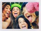 Stéphannie Oliveira posta foto divertida com Marquezine e Sasha