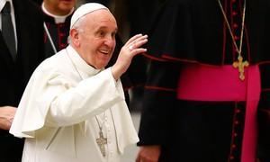 Papa Francisco irá atuar em filme infantil 'Além do Sol'