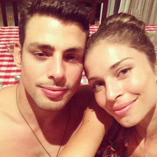 Cauã Reymond e Grazi Massafera (Foto: Reprodução/Instagram)