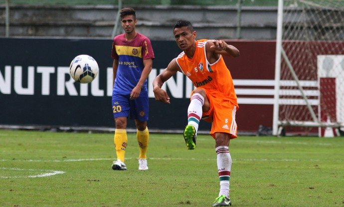 Cícero Fluminense (Foto: Nelson Perez / Fluminense)