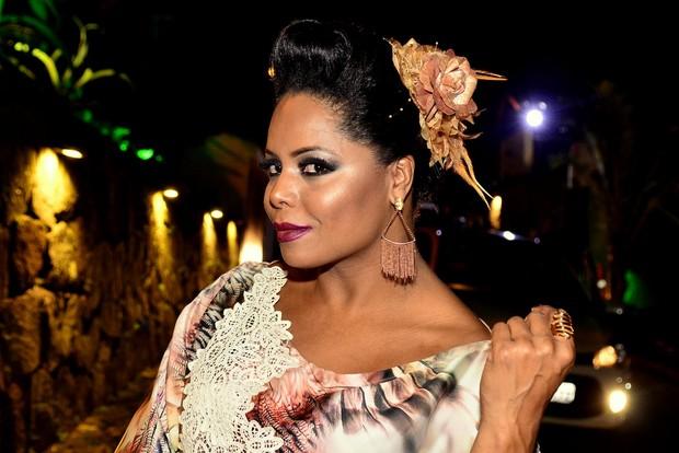 Adriana Bombom (Foto: Roberto Teixeira/EGO)
