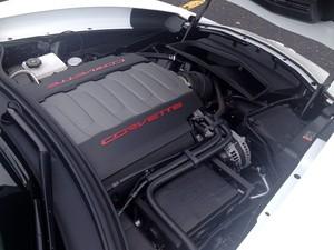 Chevrolet Corvette Stingray (Foto: Rafael Miotto/G1)