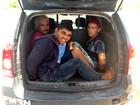 PM troca tiros com assaltantes em praia do RN; um morre e 4 são presos