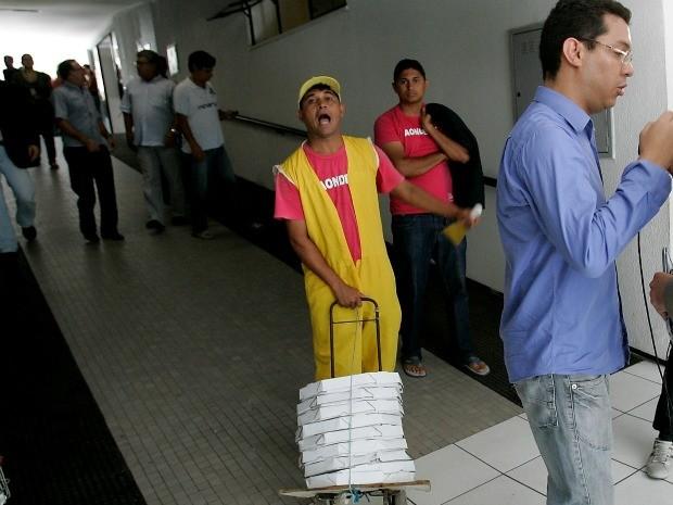 Vereador vai usar o paletó em janeiro, quando assumir a vaga de vereador (Foto: Kid Júnior/Agência Diário)