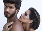 Deborah Secco se declara para o namorado, Hugo Moura