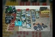 Três pessoas são presas suspeitas de vender munição no comércio de Bragança, no Pará